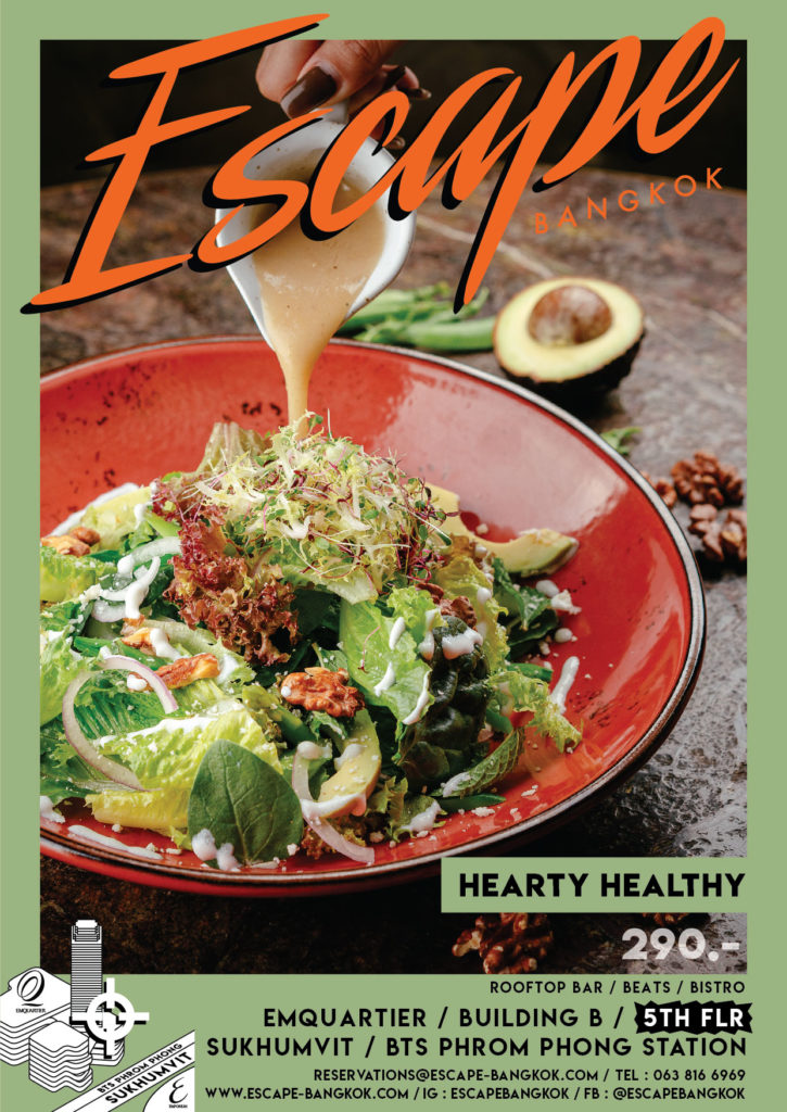 AW Menu Food ESC_No.2 price_hearty healthy